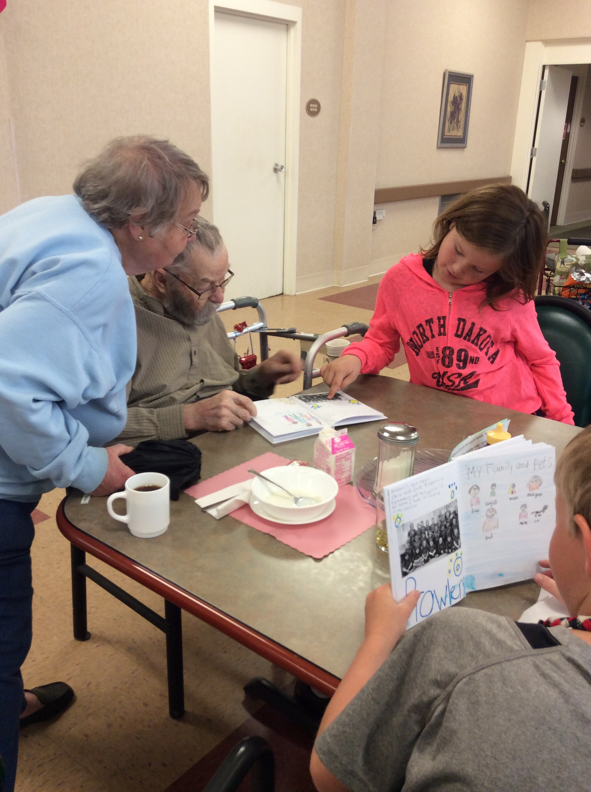 socialization opportunities to plan special events attract volunteers assist residents maintaining the ability to pursue their own individual interests and hobbies